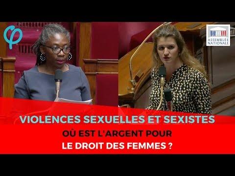 Le gouvernement ne met pas les moyens pour lutter contre les violences sexistes et sexuelles !