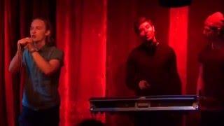 "SMILO ""Young Again"" (Live @ O-Baren, Stockholm December 9 2015)"