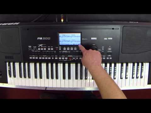 Absolute Music: Korg PA300