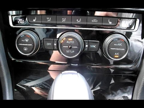 vw golf 7 my2014 enable blower fan speed on auto. Black Bedroom Furniture Sets. Home Design Ideas