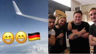 VLOG #4 - Making Music In Berlin (& drinking German beer) - Jamie Lee Harrison