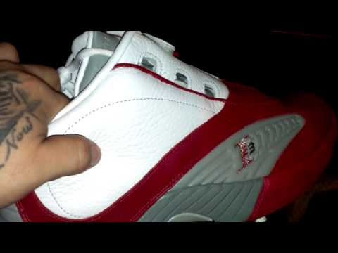 The Answer IV Red And White..Allen Iverson