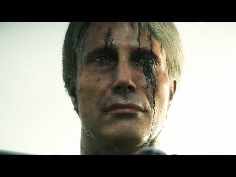 DEATH STRANDING All Cliff Scenes (Mads Mikkelsen) 1080p HD