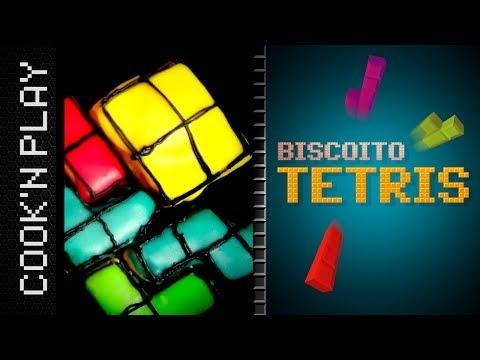 Cook 'n Play #3 - Biscoito Tetris