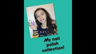 My Nail Polish Collection Thumbnail