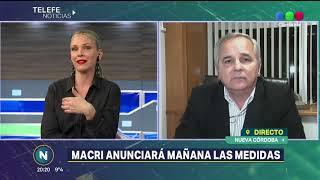 Macri anunciará 7 medidas para sobrellevar la devaluación