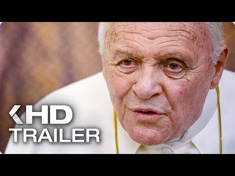 THE TWO POPES Trailer (2019) Netflix