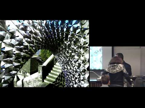 Digital Technology in architectural design - Tristan Al Haddad