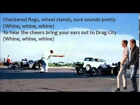 Drag City Jan and Dean with Lyrics