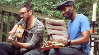 "Omar and Fenn cover ""Sweet thing"" by Van Morrison a Lap Steel/Acoustic Guitar Duo"