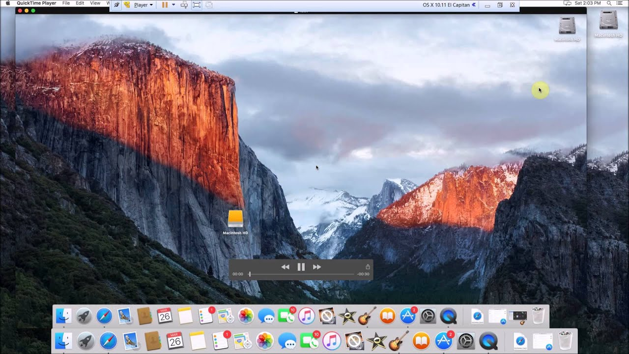 2016 how to record capture your computer screen and voice on mac 2016 how to record capture your computer screen and voice on mac os x and windows for free youtube ccuart Images