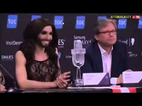 Conchita Wurst  Eurovision Calling Satan
