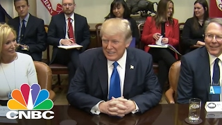 President Donald Trump: I don't Know How Anyone Can Oppose Neil Gorsuch | CNBC