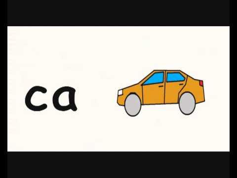Spelling 3 letter words. Educational Video for Children. C - YouTube
