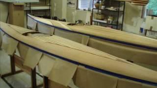 One Ocean Kayak Construction: Pt. 3, Marathon Days
