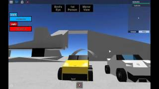 Roblox KRS - Viewing the 3 cars