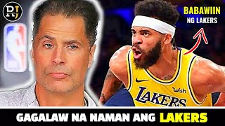 Lakers, BABAWIIN si JaVale McGee!