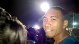 parbo night @kkf Suriname 30.12.13
