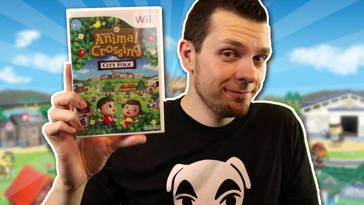 Diversión y halagos peinados animal crossing wii Imagen de estilo de color de pelo - Animal Crossing City Folk 12 YEARS LATER! (Nintendo Wii ...
