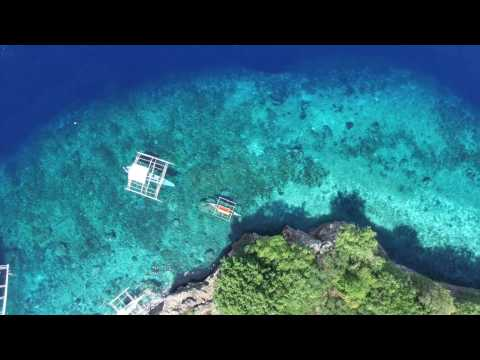 Cebu Adventures Part 5 - Pescador Island  ,drone footage, Stunning colour