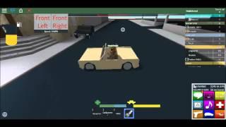 Roblox Nights USA BoP GTA'ing Tow Truck..