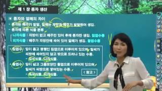 산림기능사 이론 오리엔테이션 및 종자생산 1부(1)