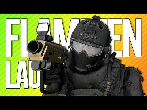 ZE FLAMMEN LAUNCHER