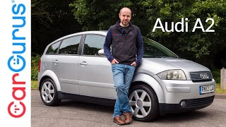 The audi a2 might not have enjoyed much commercial success, but as a piece of engineering there is to admire about this aluminium supermini. twenty year...