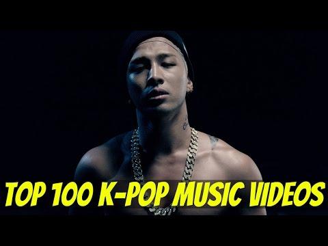 TOP 100 MOST VIEWED K-POP MUSIC VIDEOS OF ALL TIME [AUGUST 2015]