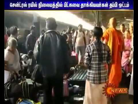 Buddhist Monk From Sri Lanka Attacked in Tamil Nadu