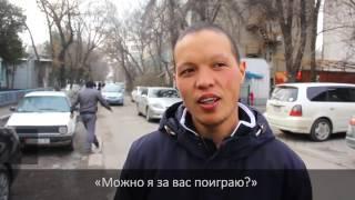 «Вратарь Коля». Футбольная школа Бешикташ Бишкек!