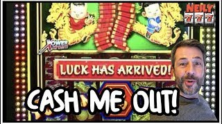 AWESOME COMEBACK FROM ZERO ON MY LAST SPIN on FU NAN FU NU SLOT MACHINE!