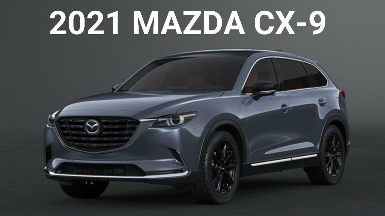 2021 Mazda CX-9s History