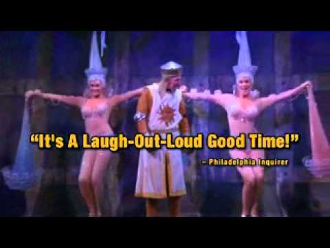 Monty Python's Spamalot   A Musical Now Playing on Tour x264