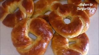 Pastane Açması Tarifi - Orijinal Açma Poğaça (Kahvaltı ve Çay Saati İçin Mutlaka Denemelisiniz)