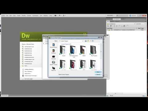 Connect Joomla Site With Dreamweaver
