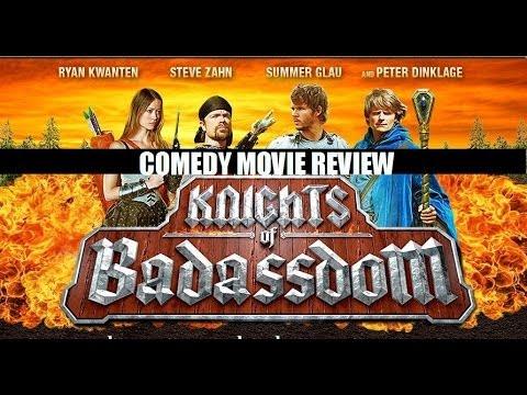 KNIGHTS OF BADASSDOM ( 2013 Summer Glau ) Comedy Movie Review