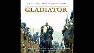 Gladiator Soundtrack - Honor Him And Now We Are Free