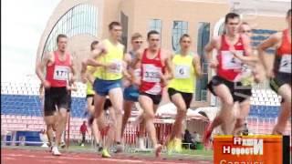 Бегун из Саранска Николай Горин победитель Первенства России по легкой атлетике 2017 года