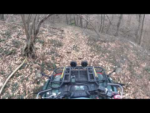 Our best tour ever ATV fun onboard action cam