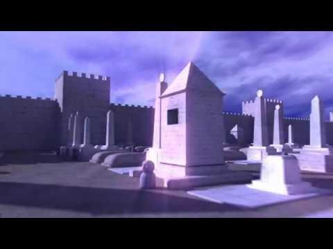 Roman funeral rites. Ritos funerarios romanos (english - inglés)