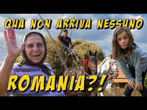 Viaggio in Romania 🇷🇴 Tra le case dei ROM e poi in Maramures Ep.04