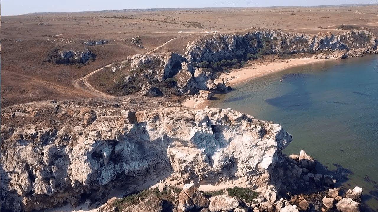 Керчь и её окрестности. #194 Генеральские пляжи.