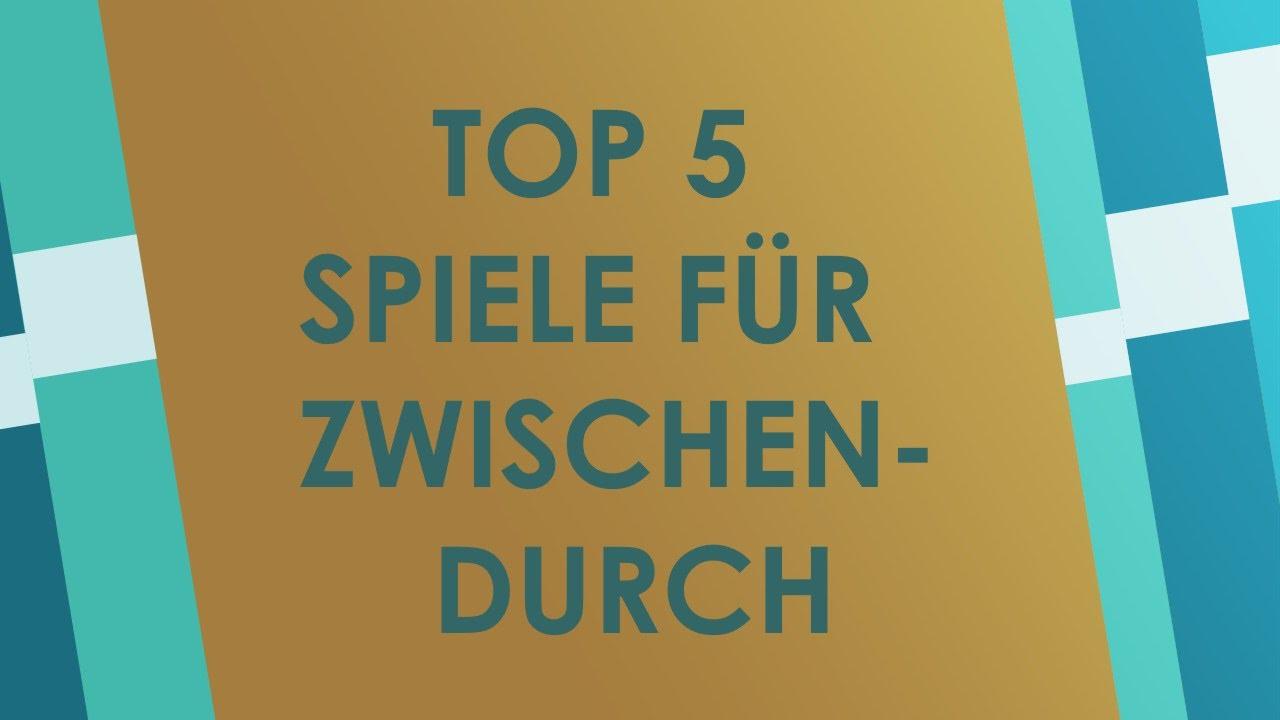 Games FГјr Zwischendurch