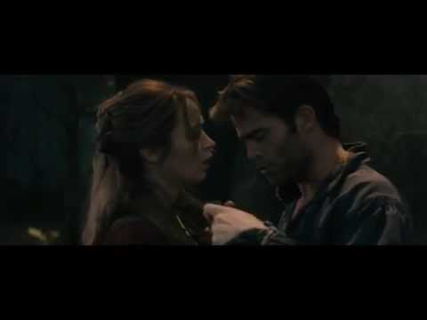 Into the woods movie - Prince Charming seduces the baker's wife scene