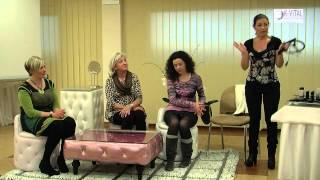 Karin Kováčová - návod na líčenie a obliekanie Thumbnail