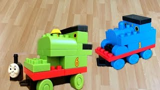 thomas and friends toy trains percy lego like play set thomas y sus amigos