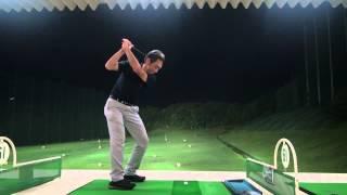 ゴルフ山本道場~腕を使わないスイングへの挑戦!!反対の力とは?~ thumbnail