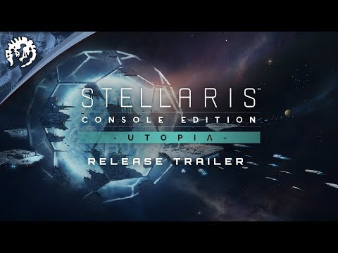 Stellaris: Console Edition's first major expansion Utopia is
