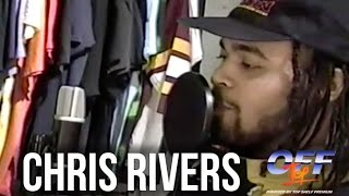 "Chris Rivers - ""Off Top"" Freestyle (Top Shelf Premium)"